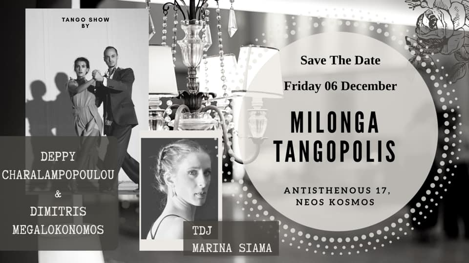 Milonga Tangopolis & Tango show