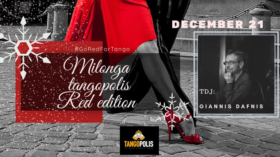 "Milonga Tangopolis ""Red edition"""
