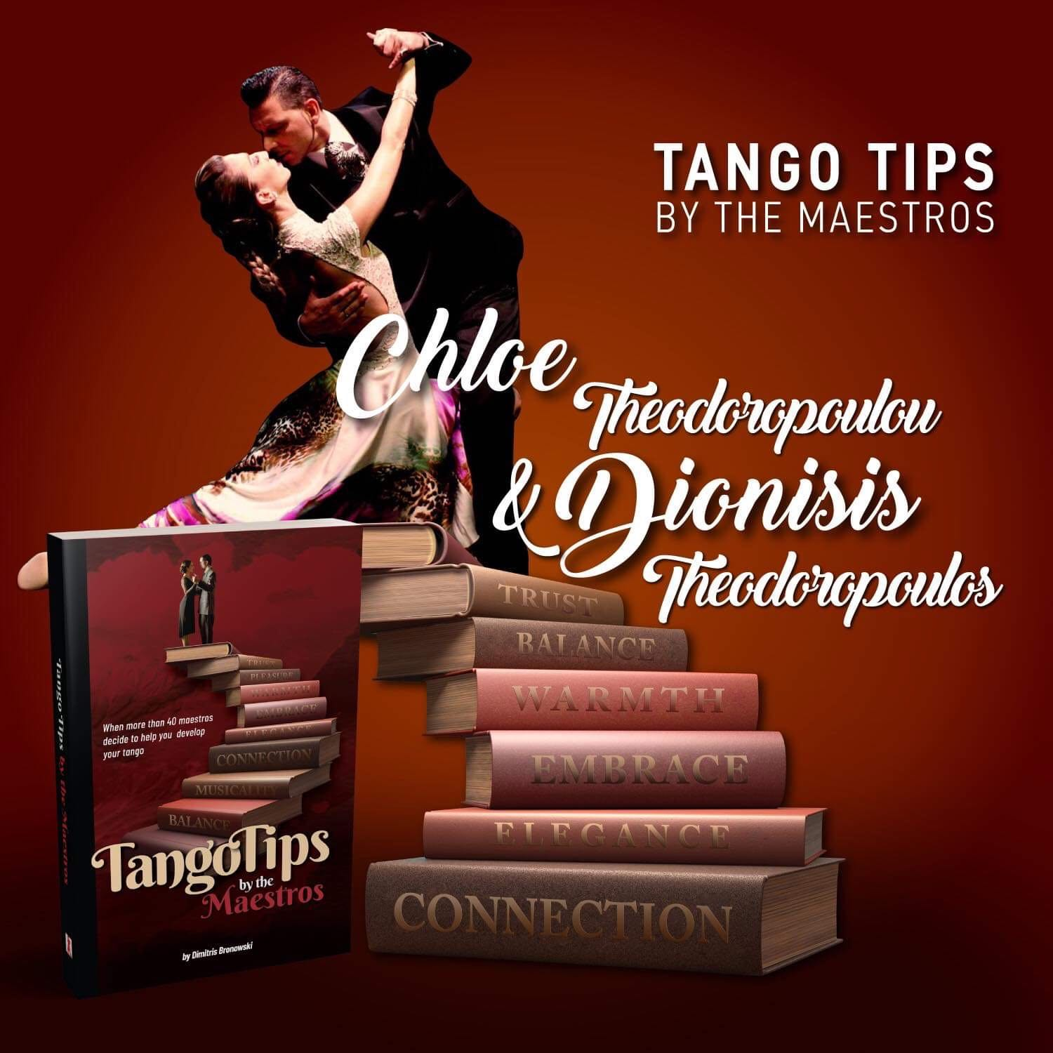 """Tango Tips by the Maestros"""